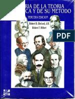 Ekelund Hebert - Historia de La Teoría Económica y de Su Método(1)