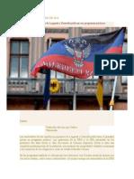 Republica Popular de Donbass Programa Politico