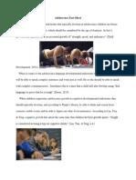 adolescence fact sheet1