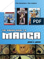 The Rough Guide to Manga