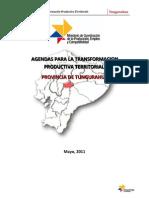 Agenda Territorial Tungurahua
