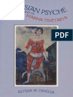 A Russian Psyche - The Poetic Mind of Marina Tsvetaeva