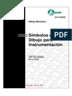 Símbolos de Dibujo para Instrumentación