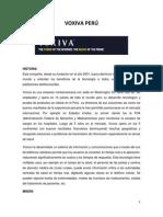 Analsis Estrategico VOXIVA.SAC Peru