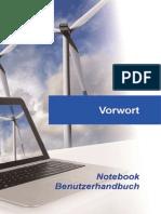 MSI CX61 German user manual