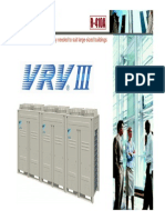 VRV-III System Operation-Tr VRV-III System Operation-Trouble Shootingouble Shooting