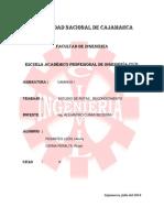 i Informe Caminos 2014
