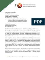 Academic letter on net neutrality