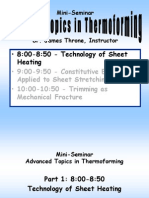 Heating Seminar 09 06