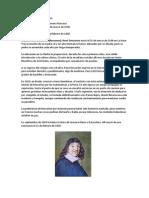 Biografía de René Descartes