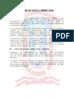 Informe de Visita a Senamhi Tacna2