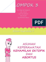 Ektopik & Abortus