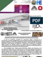 Innovación Tecnológica en las TIC IC e ICD en Venezuela abril 2009 (IAMCR 2009)