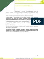 U2 - Los Sistemas y Corrientes de Organización Económica