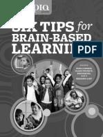 Edutopia 6 Tips Brain Based Learning Guide Print