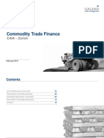 Commodity Trade Finance