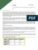 Project Cost Adjustments