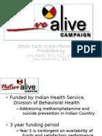 Native Alive Campaign