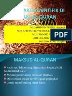 Al-quran Dan Sains