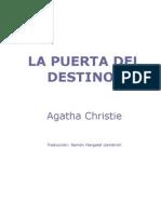 Agatha Christie - La Puerta Del Destino
