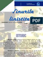 VINURILE LINISTITE