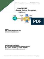 81329719 Modul KK15 Mendesain Sistem Keamanan Jaringan