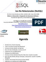 NO SQL Nosqlmdiss 121108093441 Phpapp01