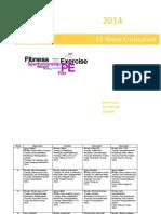 32 week curriculum