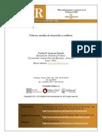 Pobreza, modelo de desarrollo y conflicto