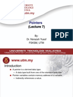TP2 Lect05 01 Pointers