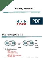2. IPv6 Routing Protocols
