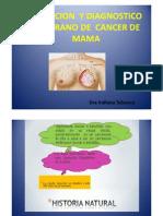Deteccion Temprana en Cancer de Mama573402509
