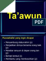 Taawun