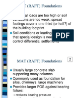 Mat Foundations