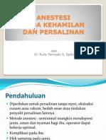 2.3.2.7 - Anestesi Obstetrik