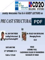 Guest Lecture Poster