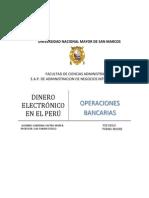 Dinero Electronico en el Perú