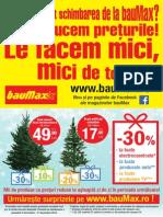 Catalog Baumax Decembrie