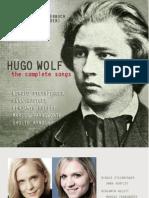 Hugo Wolf Spanische Lieder