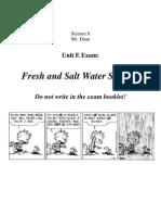 8-water-unit exam