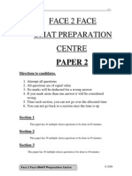 Exam 2 F2F 2009
