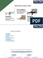 Buy Best Suited Office Furniture Online