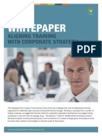 Aligning Training With Corporate Strategy