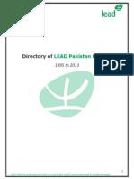 LEAD Fellows 99 2013
