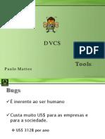 Bugs e DVCS e Tools