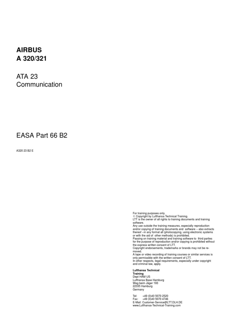 airbus a 320 321 ata 23 communication radio microphone rh scribd com Airbus A320 Seating Layout Airbus A330