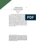 EU Implementation of Basel III