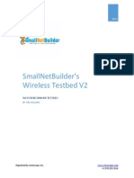 OctoScope SmallNetBuilder's Wireless Testbed