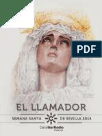 Itinerarios Semana Santa Sevilla 2014 - El llamador