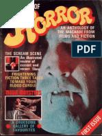 The World of Horror 001 (1972)